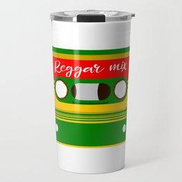REGGAE MIX TAPE Travel Mug