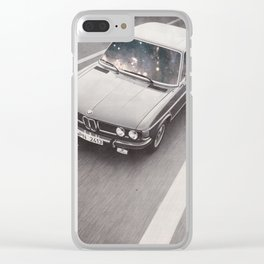 Trip to heaven. Clear iPhone Case