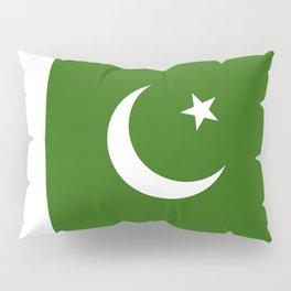 Pakistan flag emblem Pillow Sham