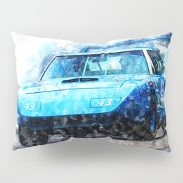 Richard Petty, Superbird Pillow Sham