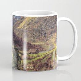 Ferdinand Georg Waldmüller The Dachstein Coffee Mug