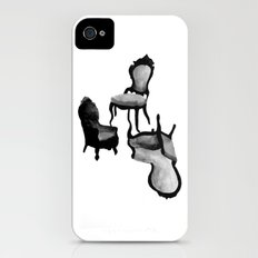 CHAIRS iPhone (4, 4s) Slim Case