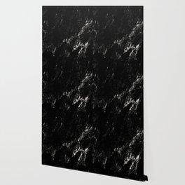 Black Marble #6 #decor #art #society6 Wallpaper
