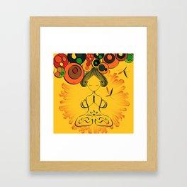 Peace Mind Framed Art Print
