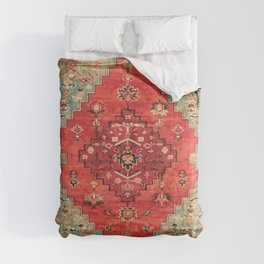 N114 - Vintage Old Antique Oriental Moroccan Artwork. Comforters