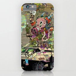 Warpath iPhone Case