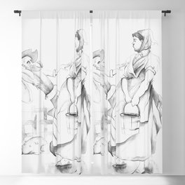Don Quijote Blackout Curtain