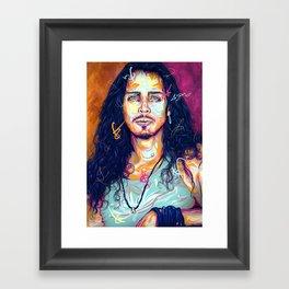 Angel Cornell Framed Art Print