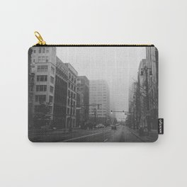 Woodward & John R...& Clifford - Detroit, MI Carry-All Pouch