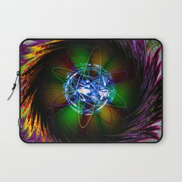 Creations in the color spectrum of the rainbow 1 Laptop Sleeve