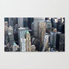 Manhattan Souvenirrs Canvas Print