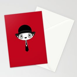 chaplin Stationery Cards