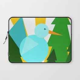 Birdie bright Laptop Sleeve