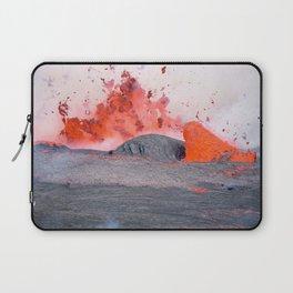 volcano #society6 #decor #buyart Laptop Sleeve