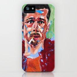 Tyler iPhone Case