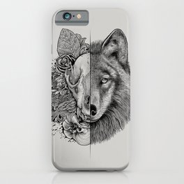 New Wolf (Half Life) iPhone Case