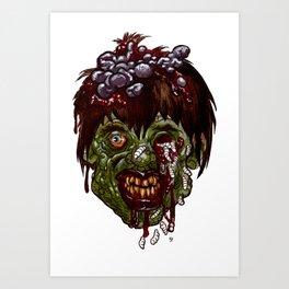 Living Dead Art Prints | Society6
