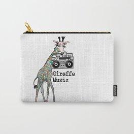 Giraffe Music Carry-All Pouch