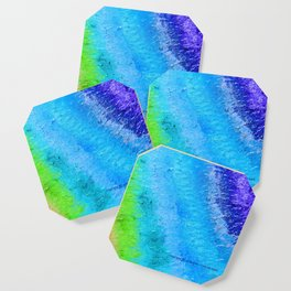 """""""Sign Painter Palette"""" Oil Painting Coaster"""