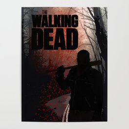 The Walking Dead - Negan Poster