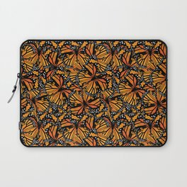 Monarch Butterflies Laptop Sleeve
