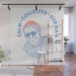 KLAUS DAIMLER - alternative take Wall Mural