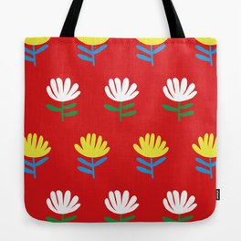 Exotic flowers Tote Bag