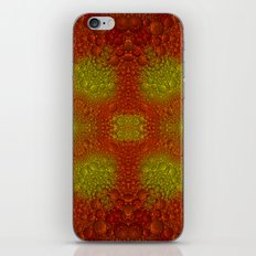 Bubbles Galore iPhone & iPod Skin