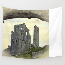 Archway To History Wall Tapestry