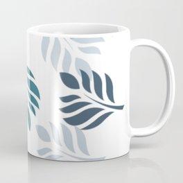 Leaf simple  pattern Coffee Mug
