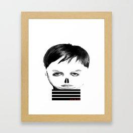viv la vie Framed Art Print