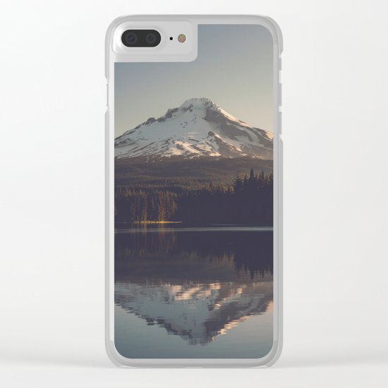 Trillium Adventure Clear iPhone Case