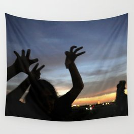monster shadow twighlight Wall Tapestry