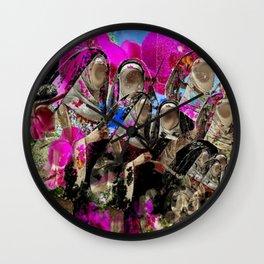 Amazon Nuns Wall Clock