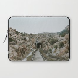 Train Tunnel Laptop Sleeve