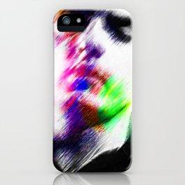 Ian Curtis 'Isolation' iPhone Case