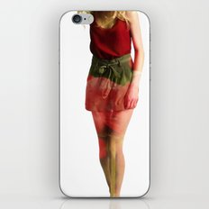 Ruby Love iPhone & iPod Skin