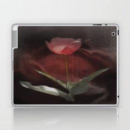 silk tulip Laptop & iPad Skin