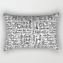 For Alan Rectangular Pillow