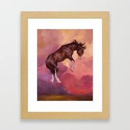 Afterlight Framed Art Print