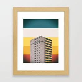 Colorscape IV Framed Art Print