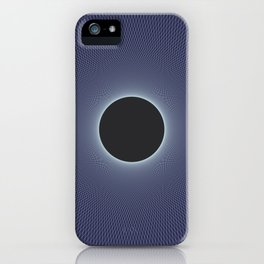 Stephen Hawking: Event Horizon iPhone Case