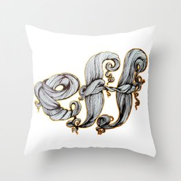 EFF Throw Pillow