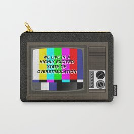Videodrome Carry-All Pouch