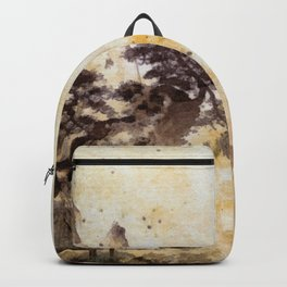 Tao Te Ching Backpack