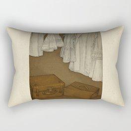 Once Rectangular Pillow