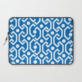 Ethnic Pattern (Blue) Laptop Sleeve
