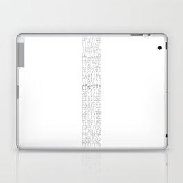 Words series - Hy[pon|per]nyms Laptop & iPad Skin