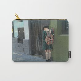 Texting One, Two,... Carry-All Pouch