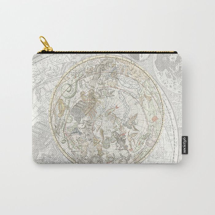 Star map of the Southern Starry Sky Carry-All Pouch